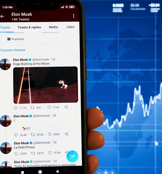 Bitcoin fällt nach Elon Musk Tweet